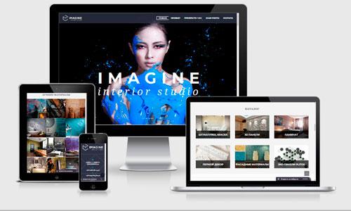 IMAGINE — студия интерьера