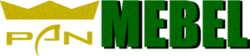 Логотип Пан Мебель