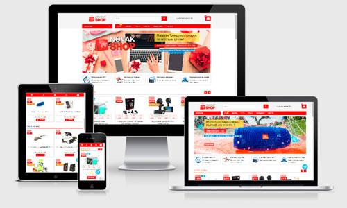 Интернет магазин трендовых товаров NovakSHOP